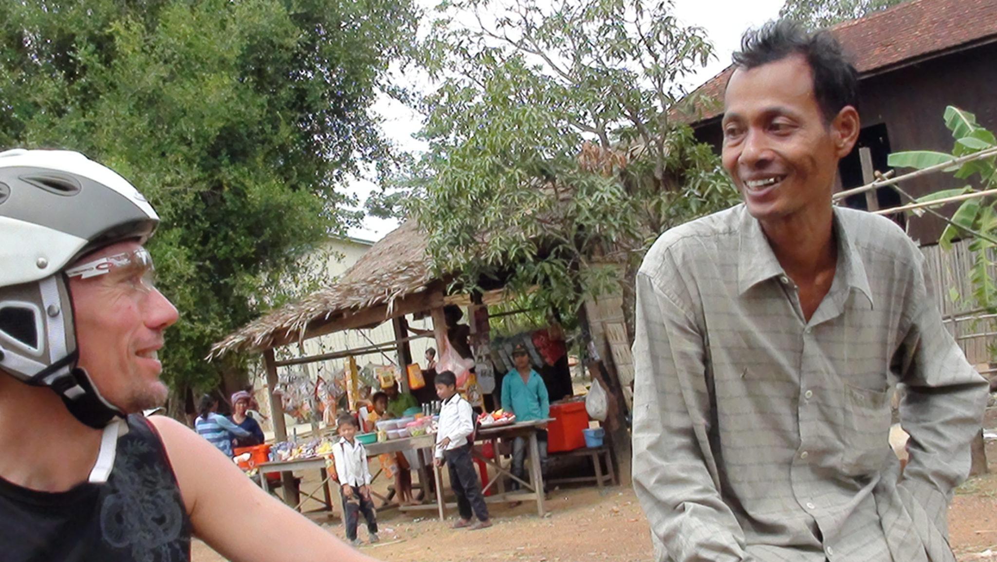 Descriptifs d'un voyage au Cambodge en 2010