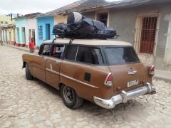 Transfert Trinidad-Habana