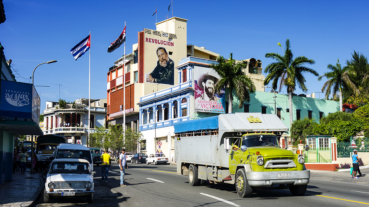 Volver a CUBA (le grand retour)