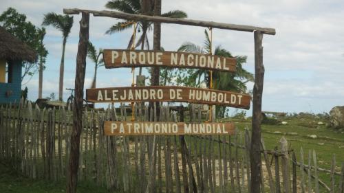 Baracoa, Parque National Alejandro de Humboldt