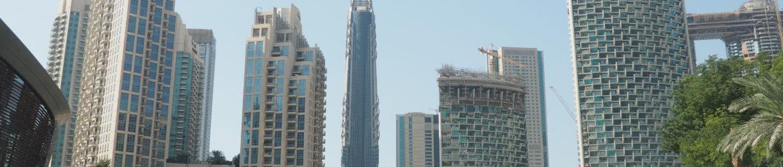 Escale à Dubai (Emirats arabes unis)