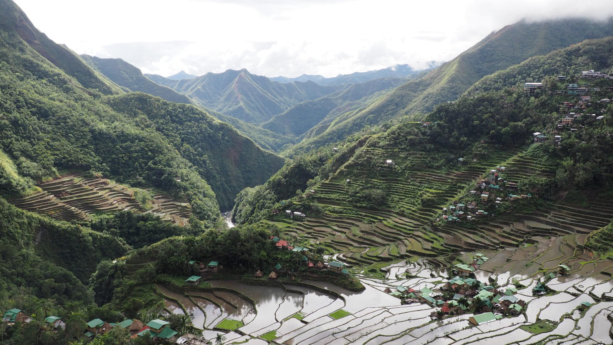 Sagada et Banaue (Ifugao)