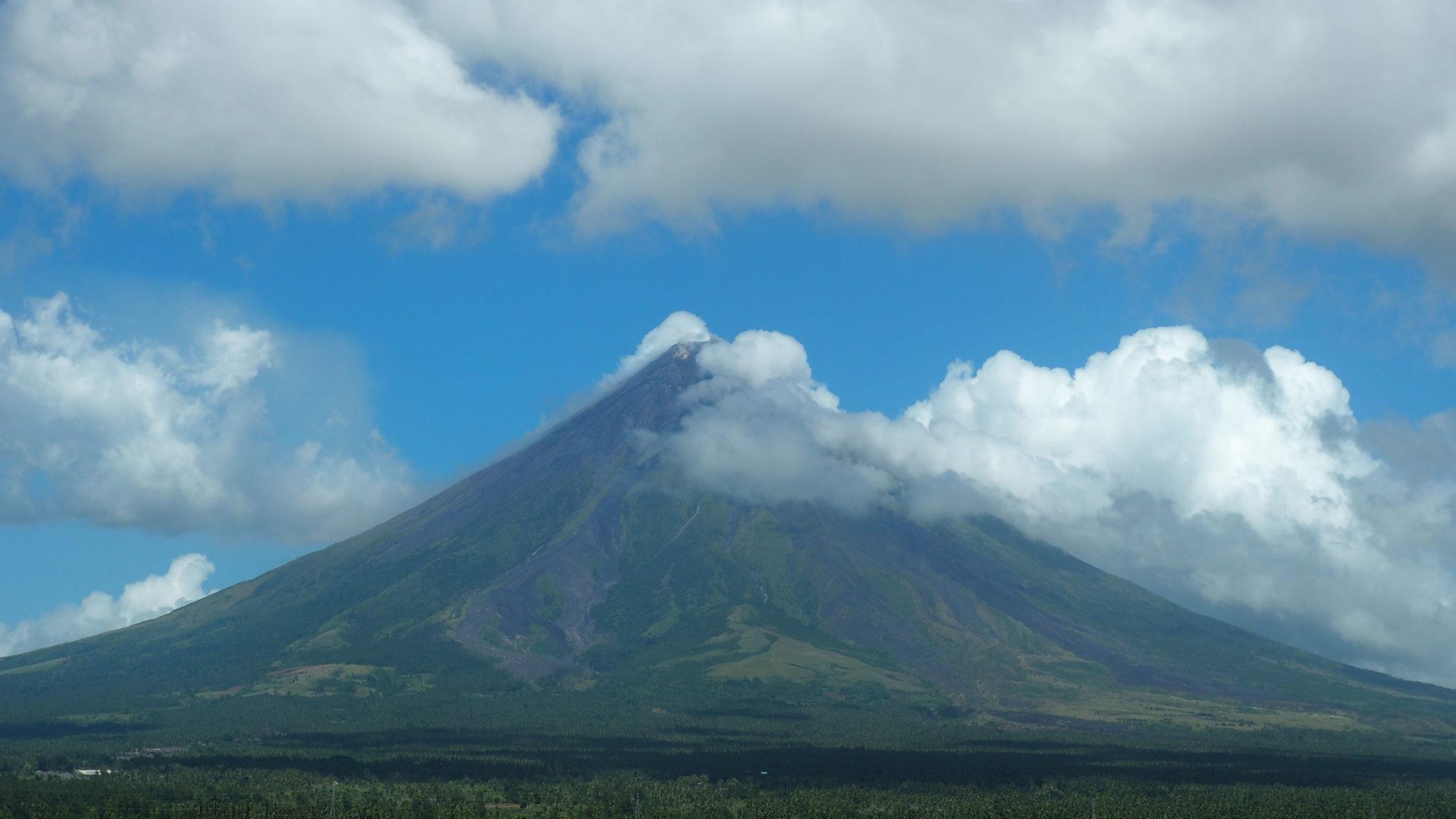 Mont Mayon (Legazpi)
