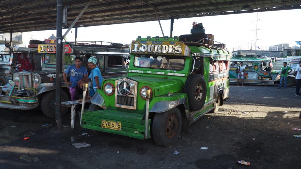 Jeepneys (Legazpi)