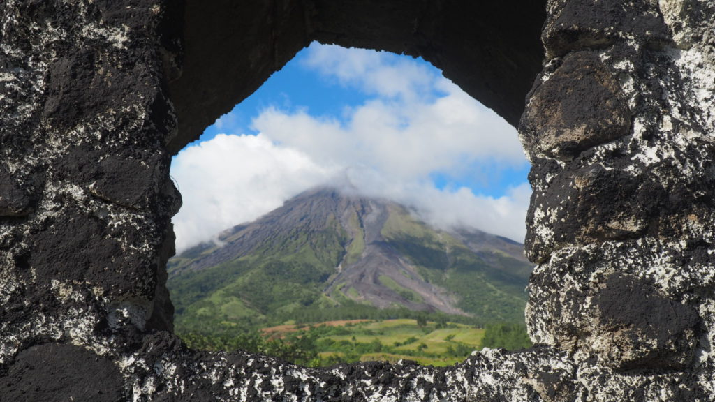 Mont Mayon