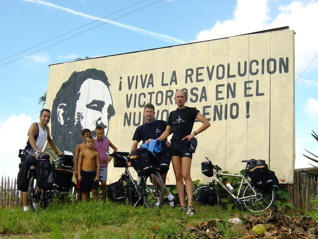 Cuba 2002 en vélo
