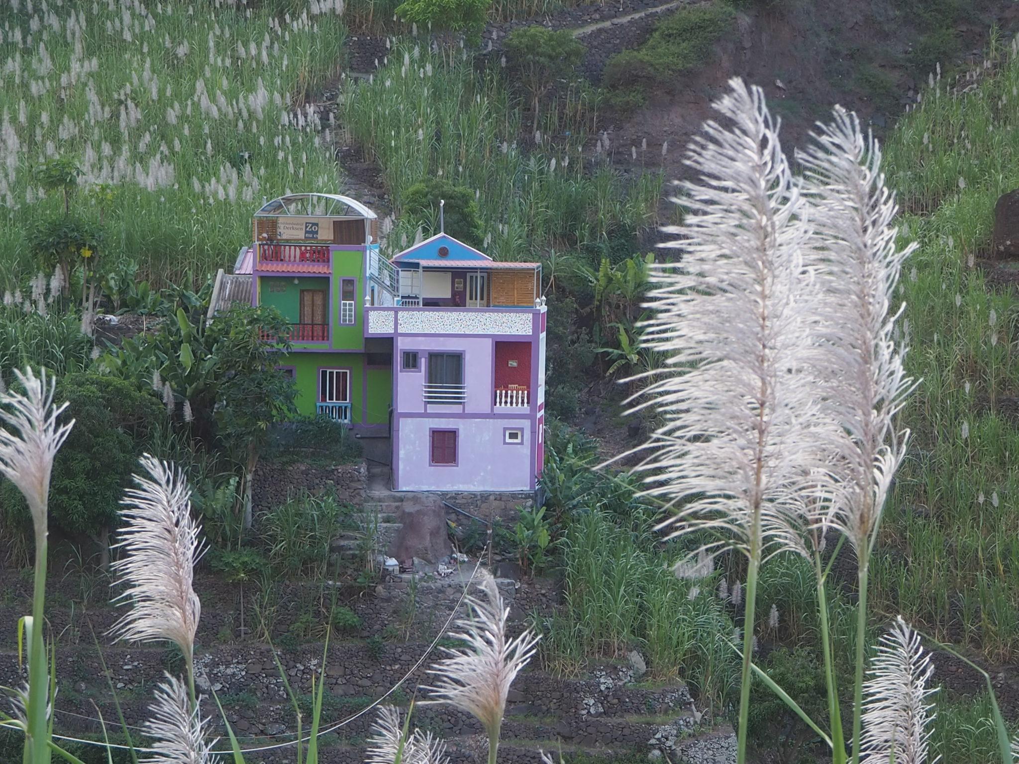 Santo Antao (Jour 4 et 5, Boucle d'Aguada-Ribeira Grande et Cruzinha Ponta do Sol)